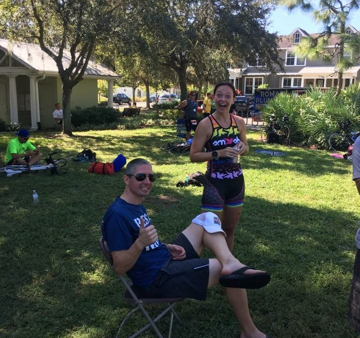 Longleaf Triathlon International Distance Race Report: The Good, The Bad and The Ugly