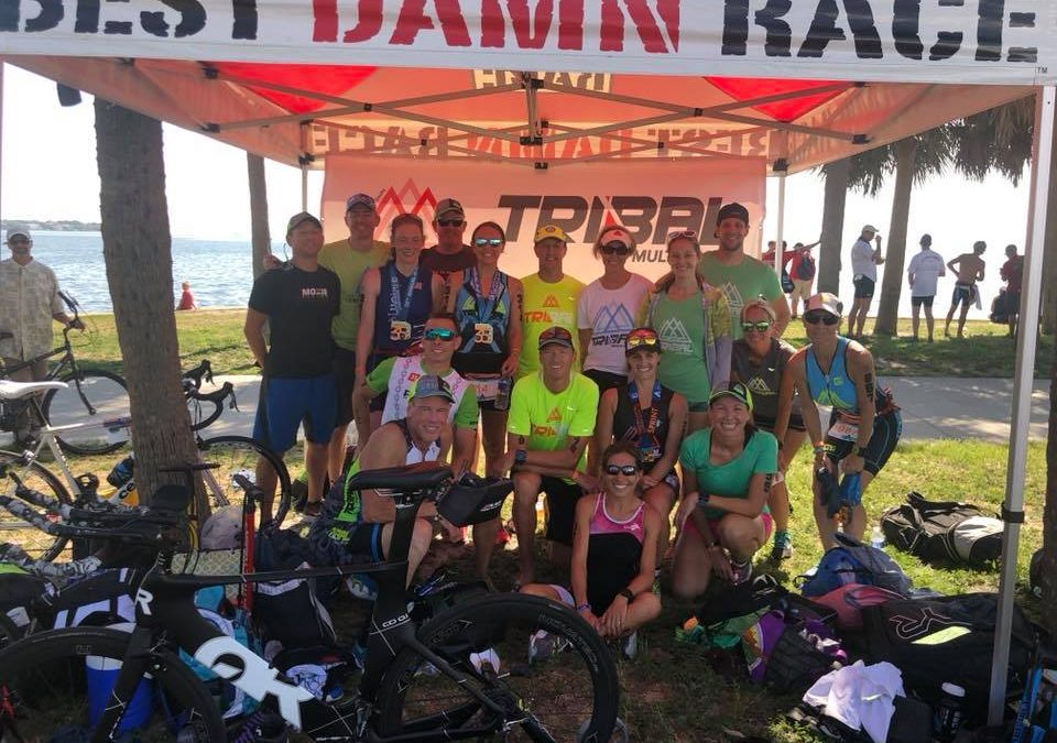 St Anthony's Olympic Distance Triathlon Race Report 2018