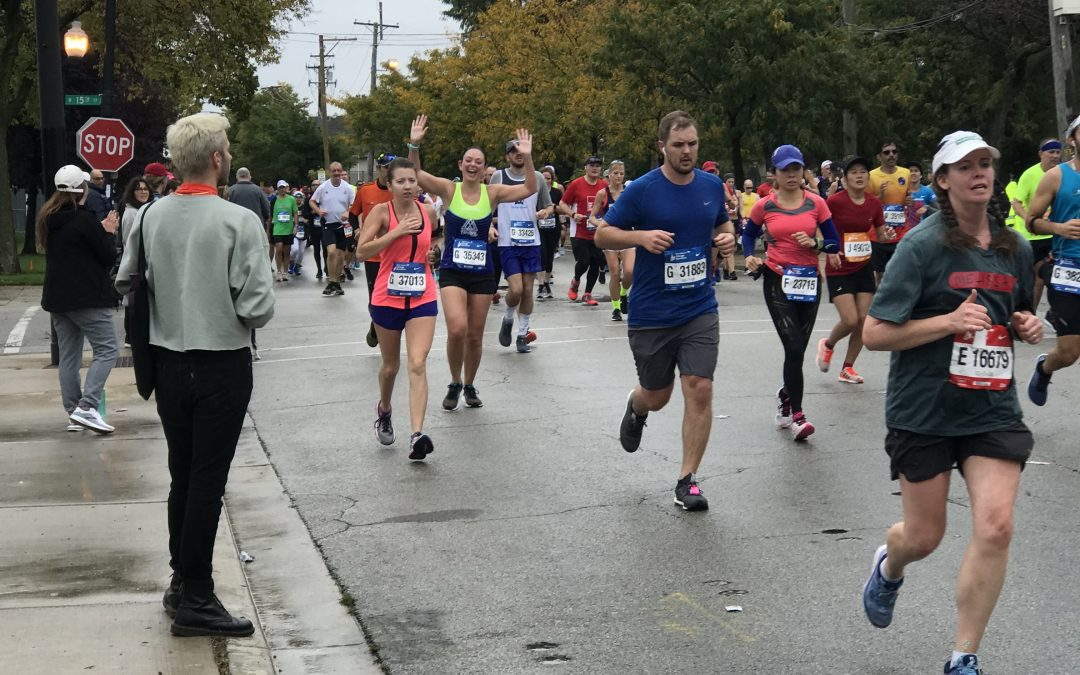 Chicago Marathon 2018 Race Recap