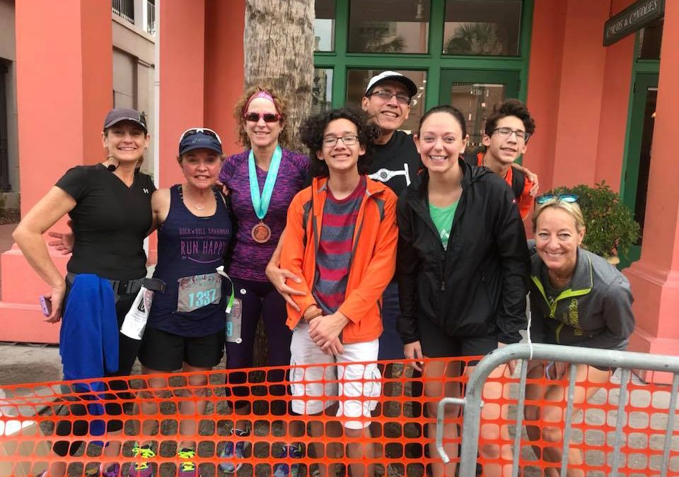 Celebration Half Marathon Race Report 2018