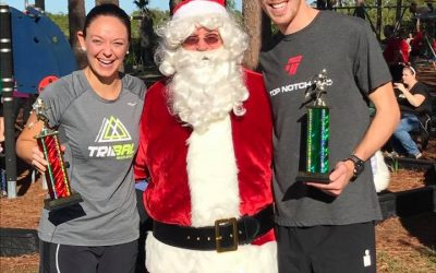 That Time I Won a 5K or Reindeer Run 5K Race Report